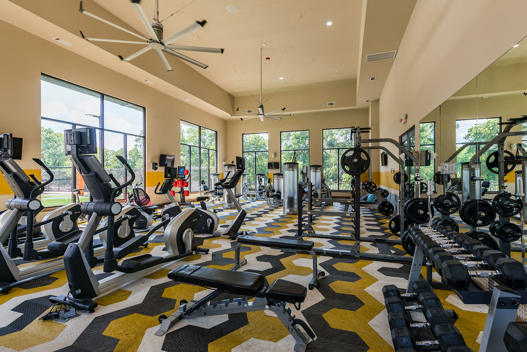 The Quarters Stillwater Fitness Center